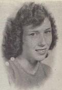 Peggy Ruth Elliott Templeton (Tuscola Tigers)